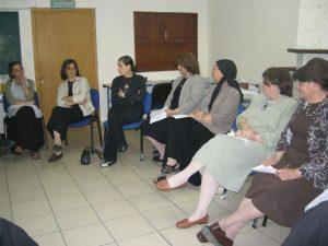 Tomchim Volunteers Training Program